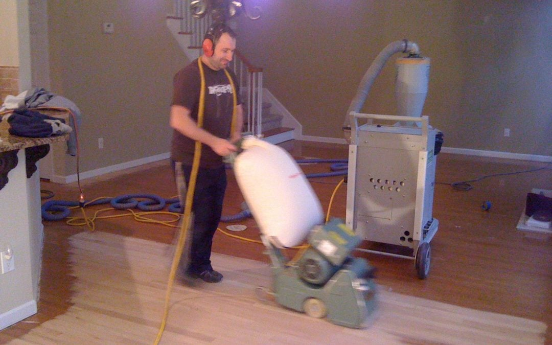 Is It Time to Refinish Your Hardwood Floors?